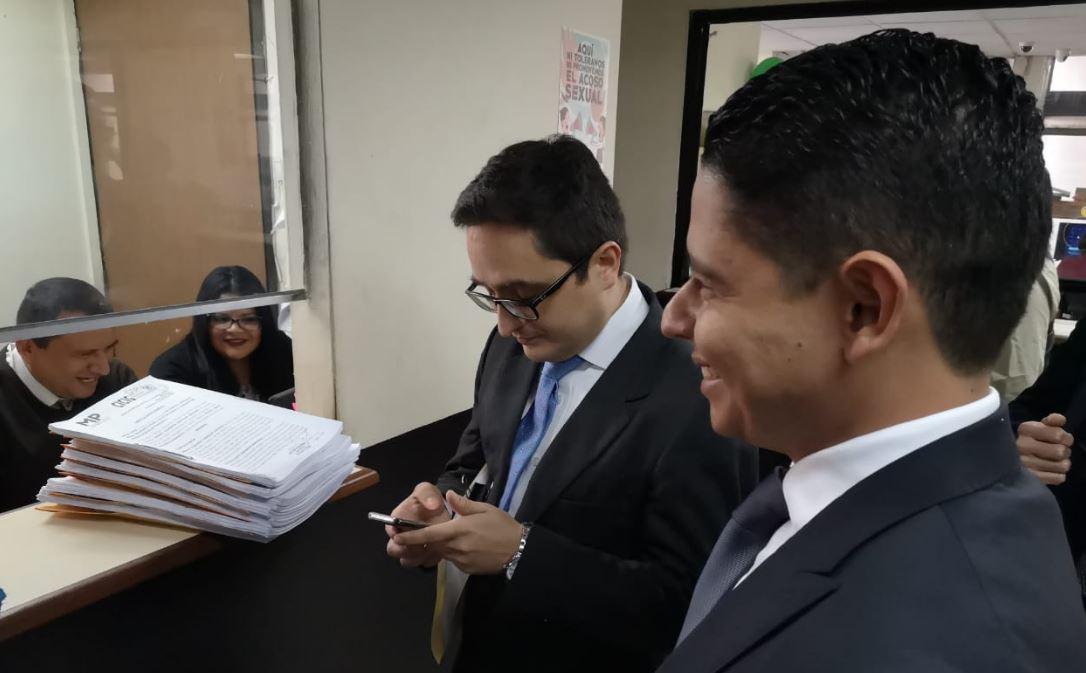 Sandoval y Vladimir Gonzalez Arteaga