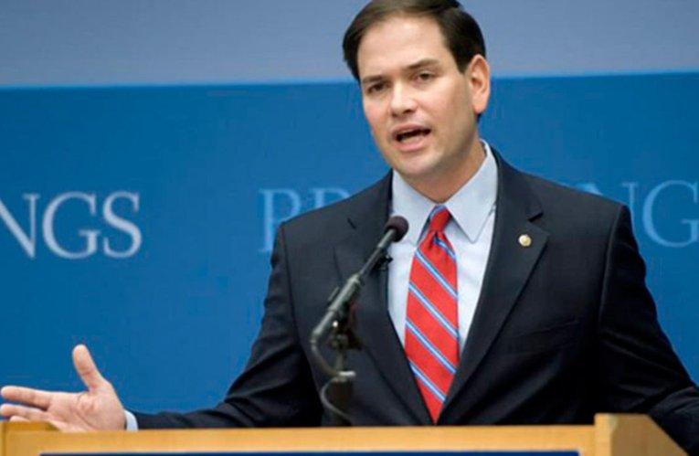 Marco Rubio pide a militares venezolanos