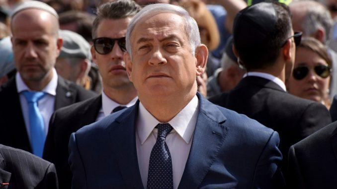 """Netanyahu denuncia acto """"de salvajes antisemitas"""""""