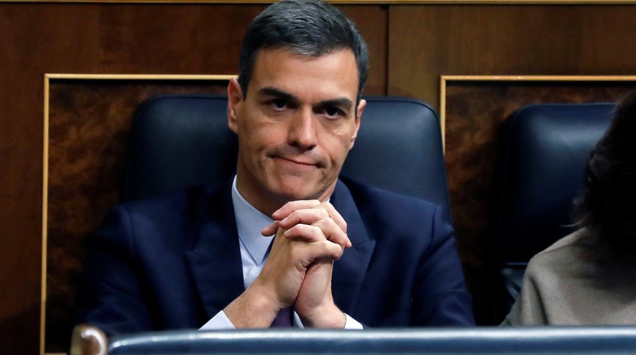El jefe del gobierno socialista español Pedro Sánchez anunciará