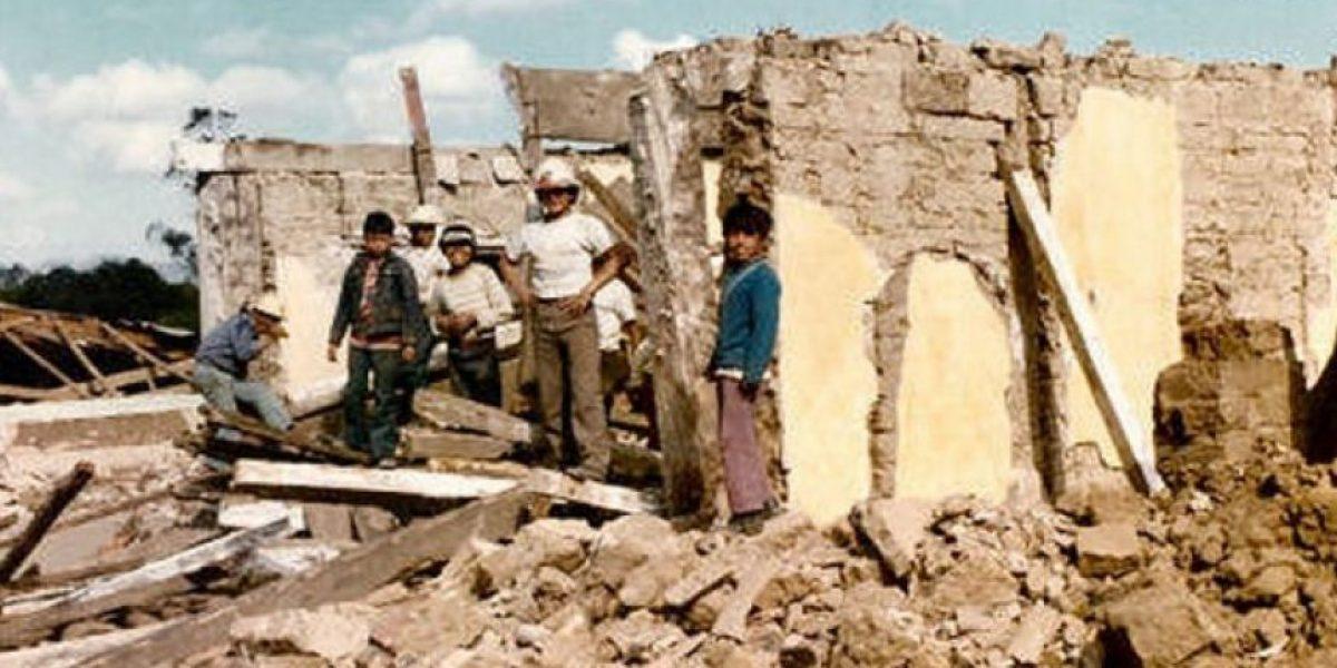 Terremoto Guatemala 1976