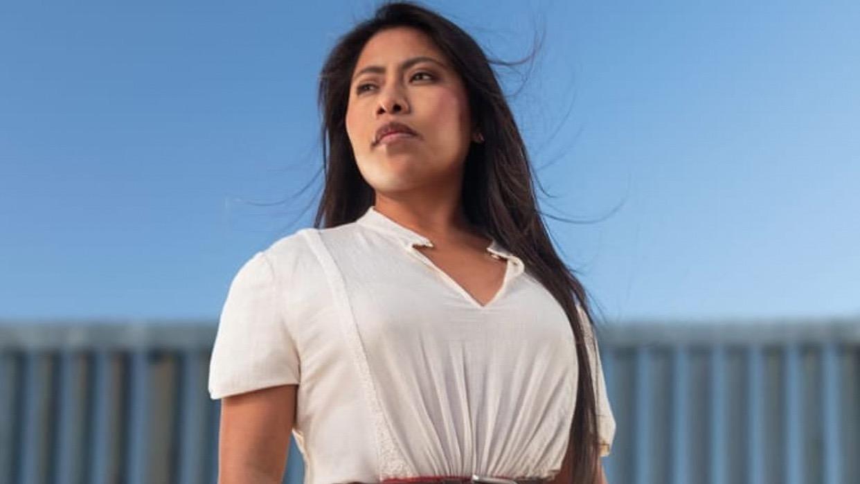 Yalitza Aparicio artista actriz egipcia