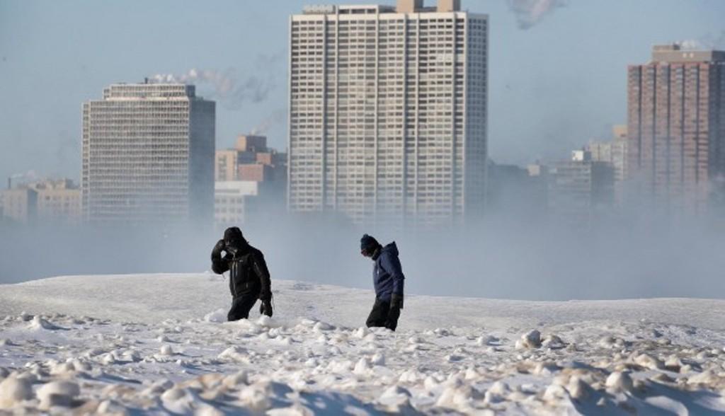 Chicago ola frío donante anónimo hotel