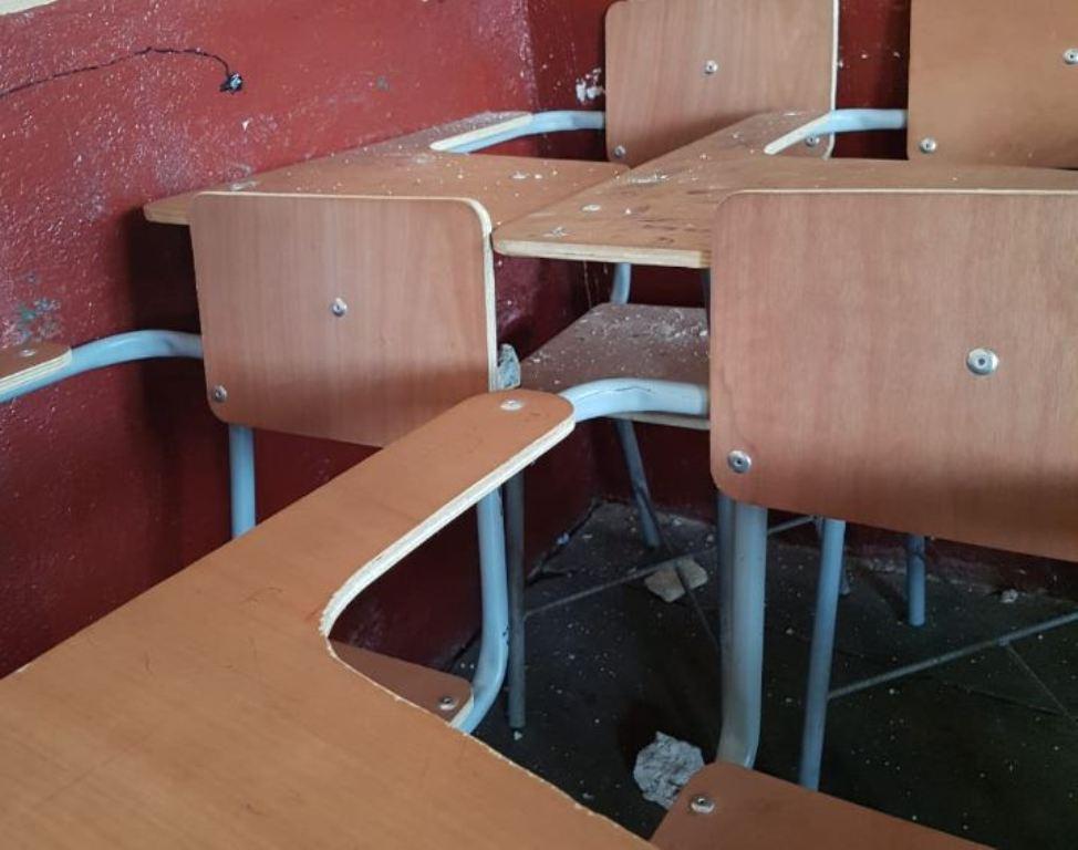 MINEDUC centros educativos sismo