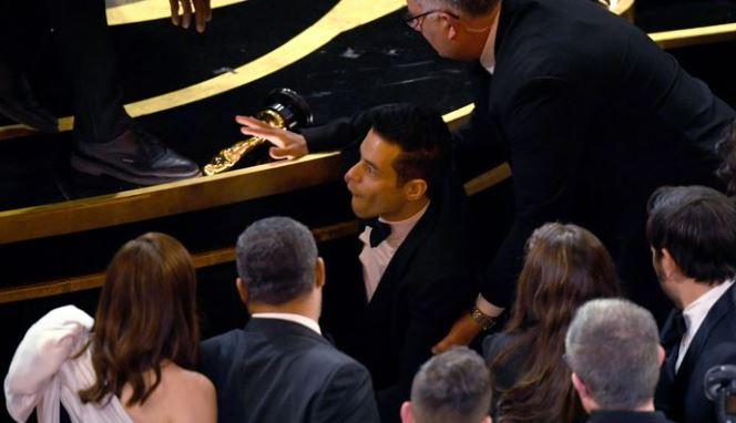 Rami Malek Oscar 2019 Mejor Actor