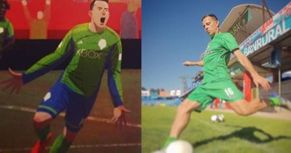 Seatle Sounders FC Marco Pappa