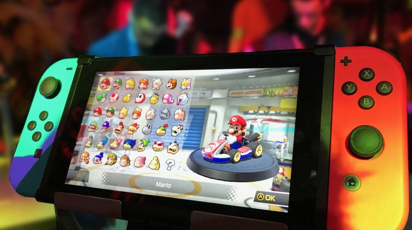 Nintendo consola Switch