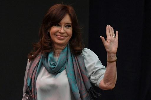 Expresidenta de Argentina, Cristina Fernández de Kirchner. Foto: AFP