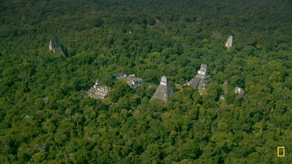 Natgeo Secretos de los Mayas Petén