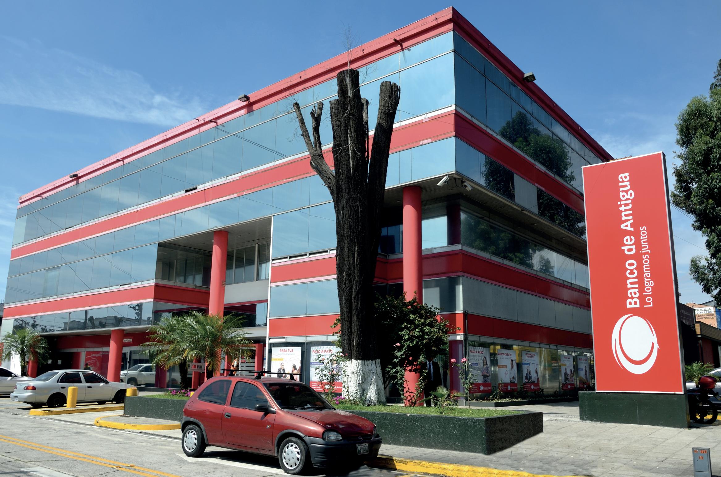 Banco de Antigua
