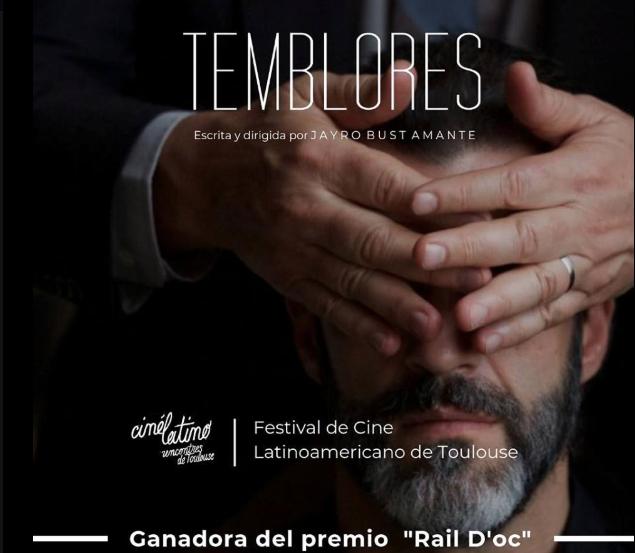 Película guatemalteca Temblores. Foto: Captura de pantalla.