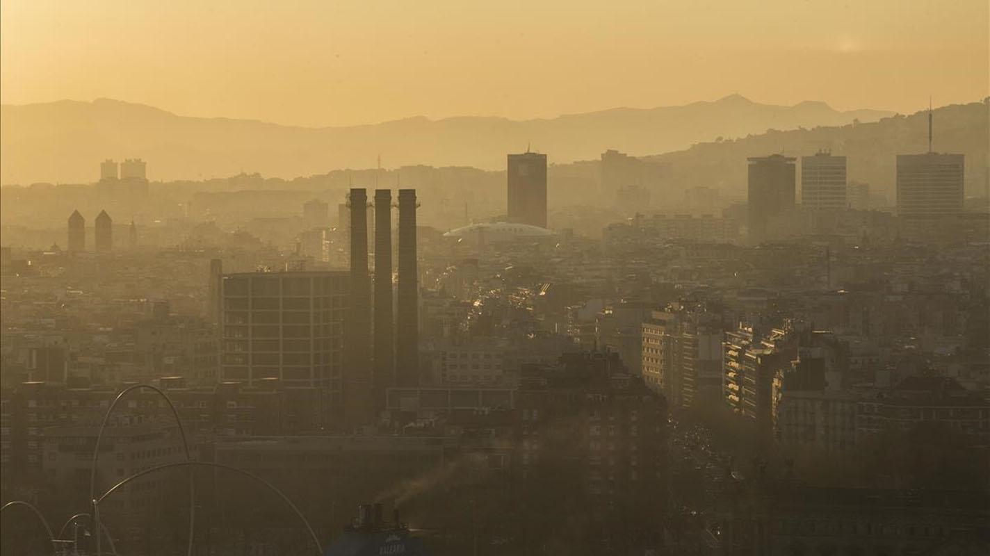 Contaminación del aire causa el doble de muertes. Foto con fines ilustrativos.