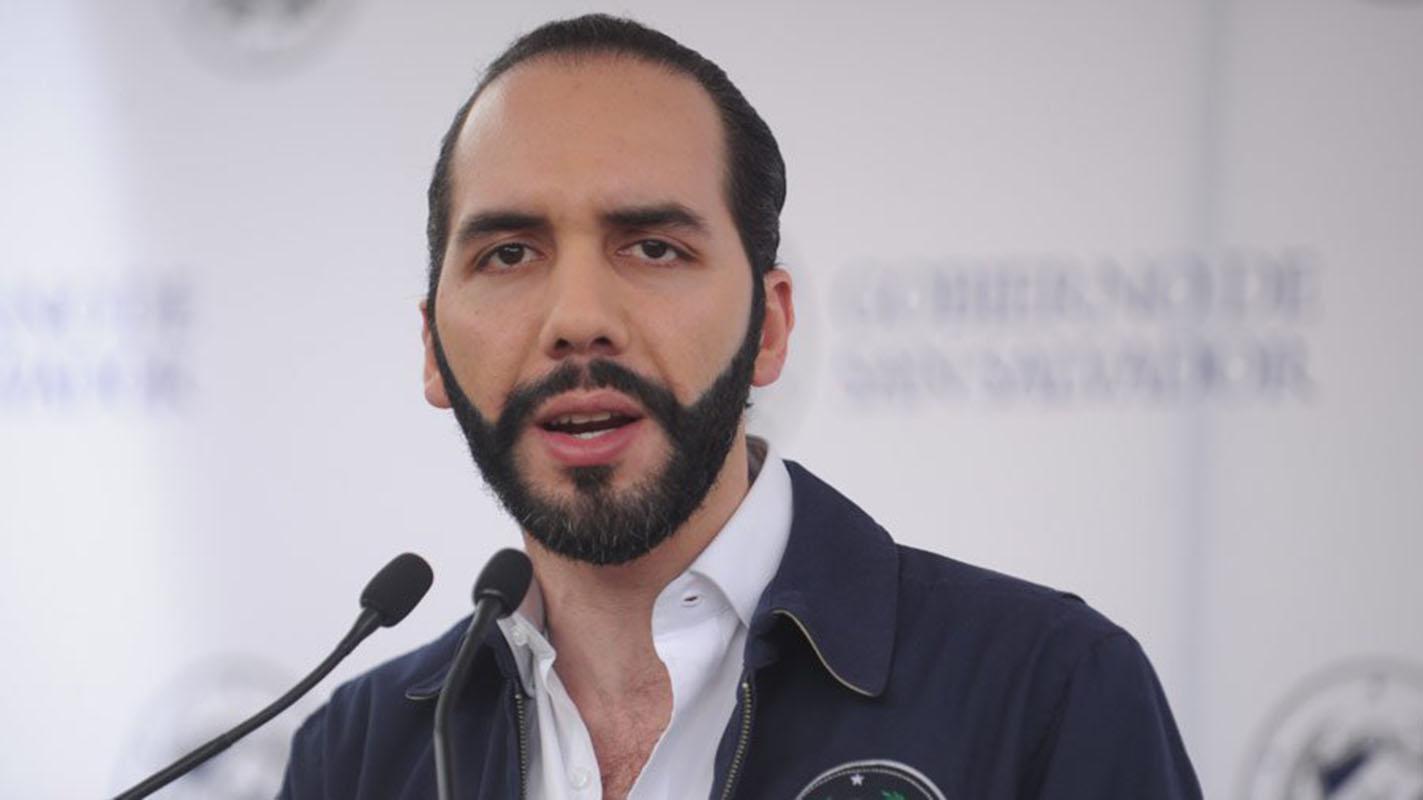 El presidente electo de El Salvador, Nayib Bukele