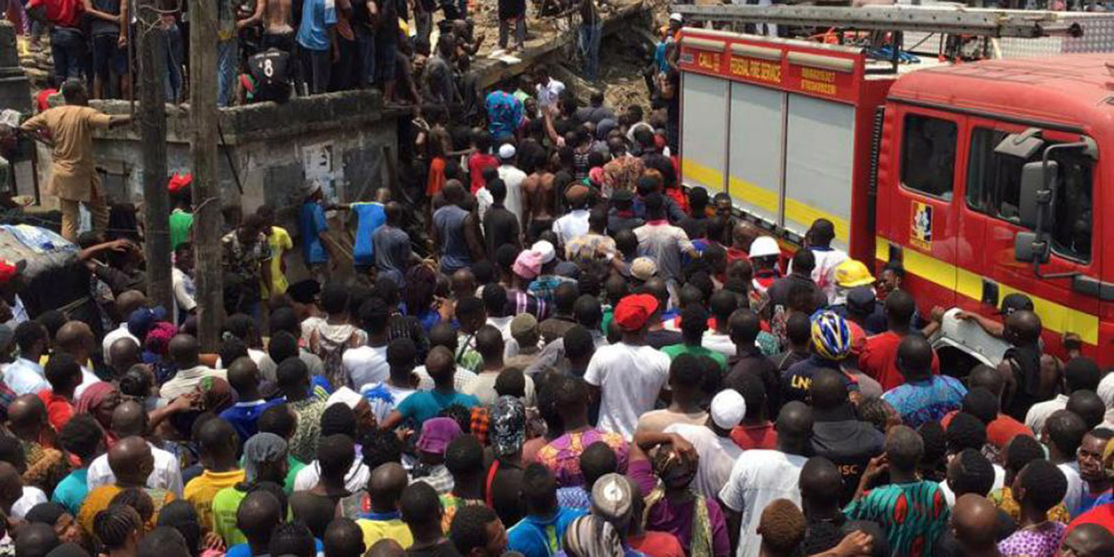 Al menos 12 muertos, la mayoría niños, en Nigeria
