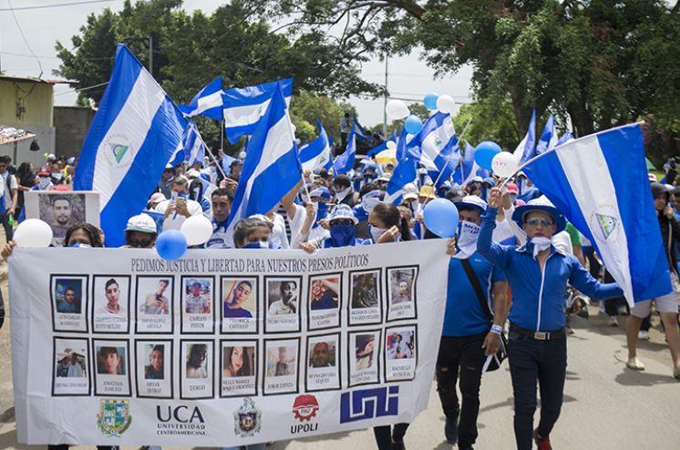 """La OEA y nuncio serán garantes de liberación de reos """"políticos"""" en Nicaragua"""