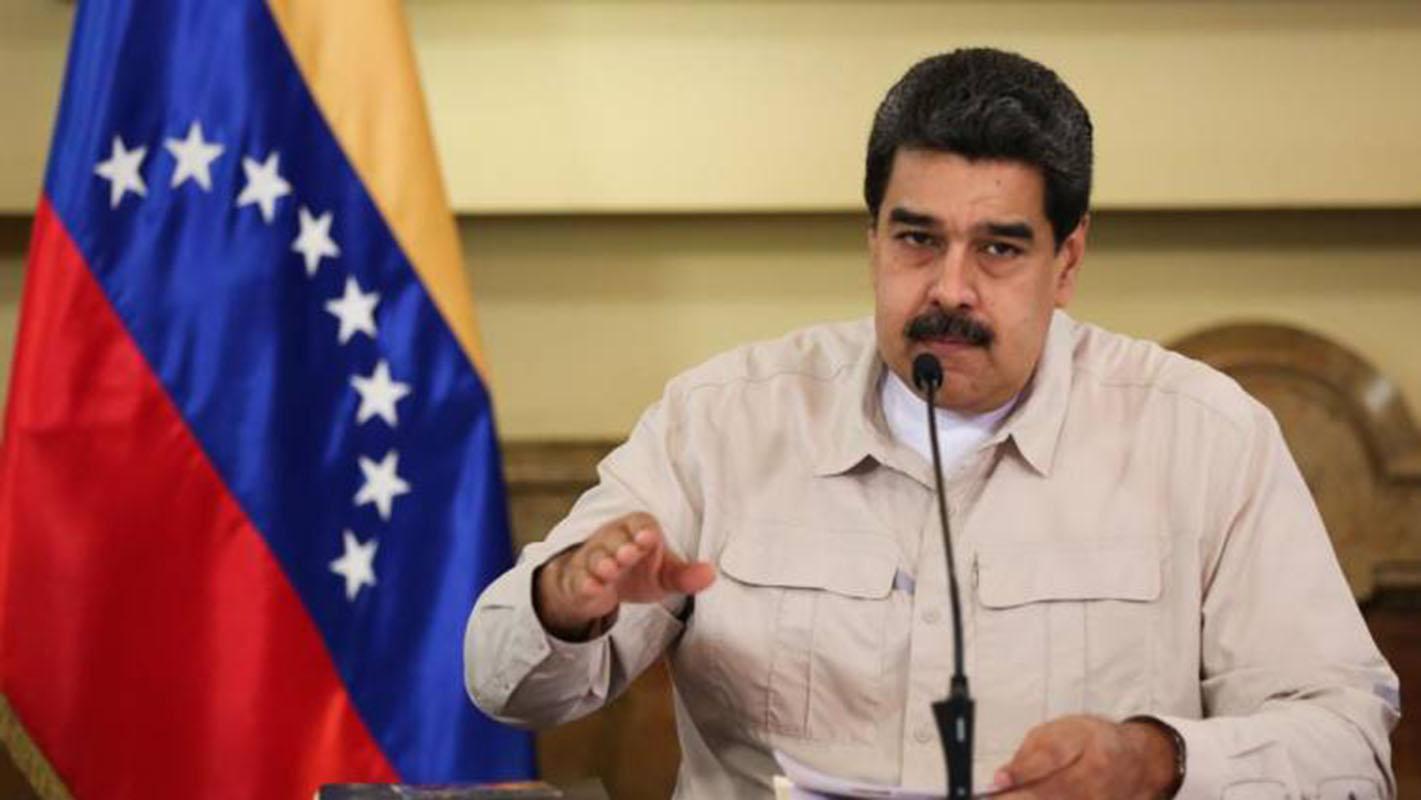 Venezuela recibe más sanciones
