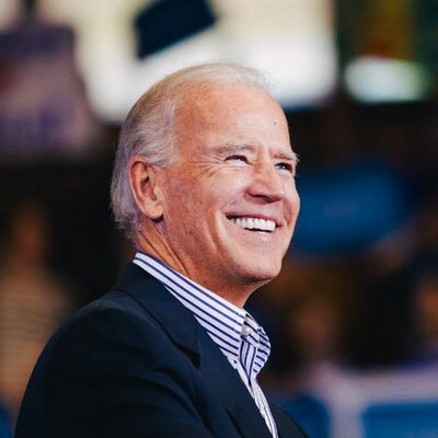 Exvicepresidente de EE.UU. Joe Biden. Foto: Twitter