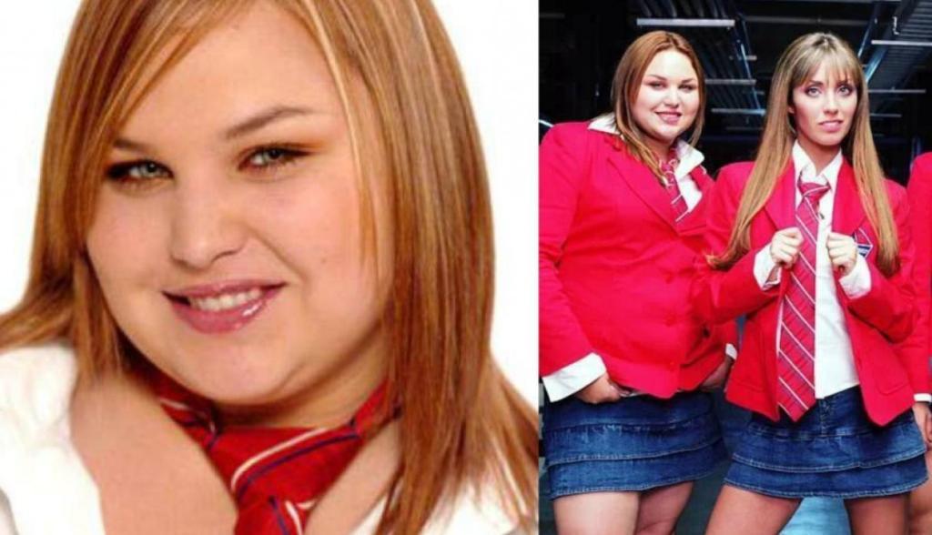RBD Estefanía Villareal perder peso