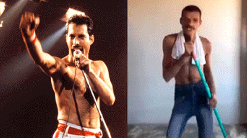Freddie Mercury Don Ramón viral