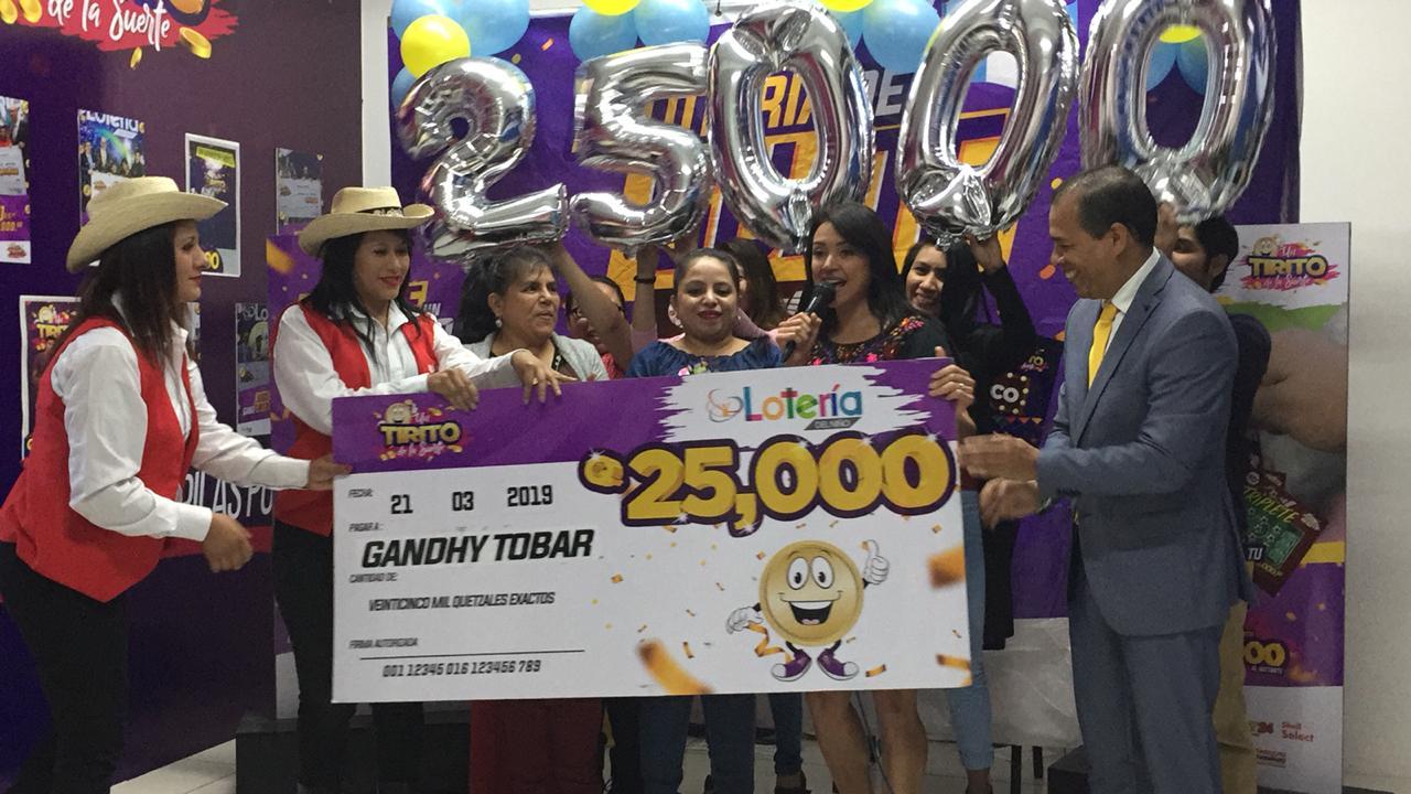 Lotería del Niño Guatemala 2019