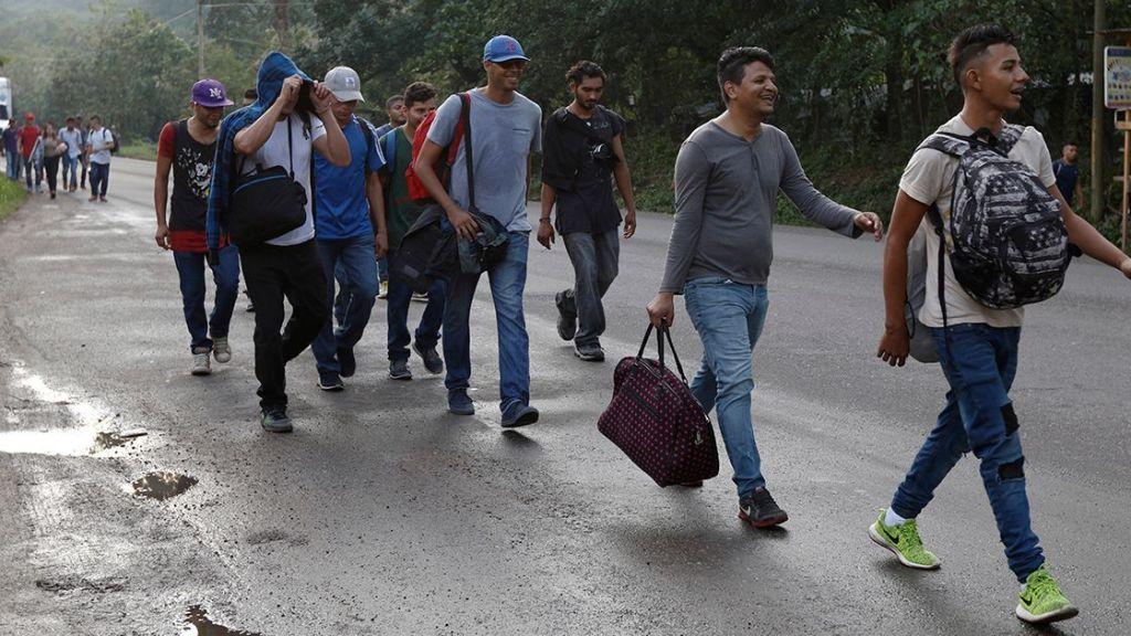 migrantes visas mexicanas