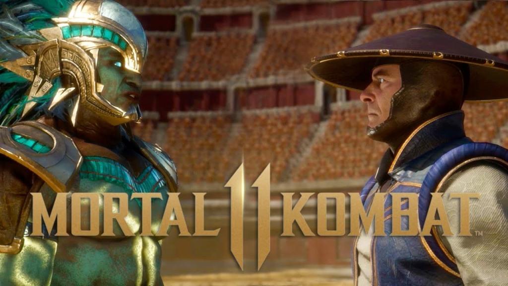 Mortal Kombat 11 tráiler nuevos personajes