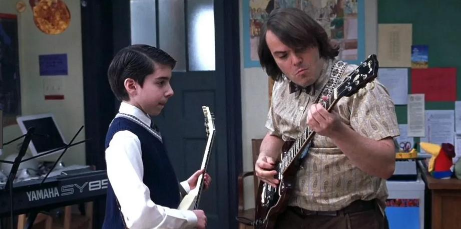 Película School of Rock / Escuela de Rock