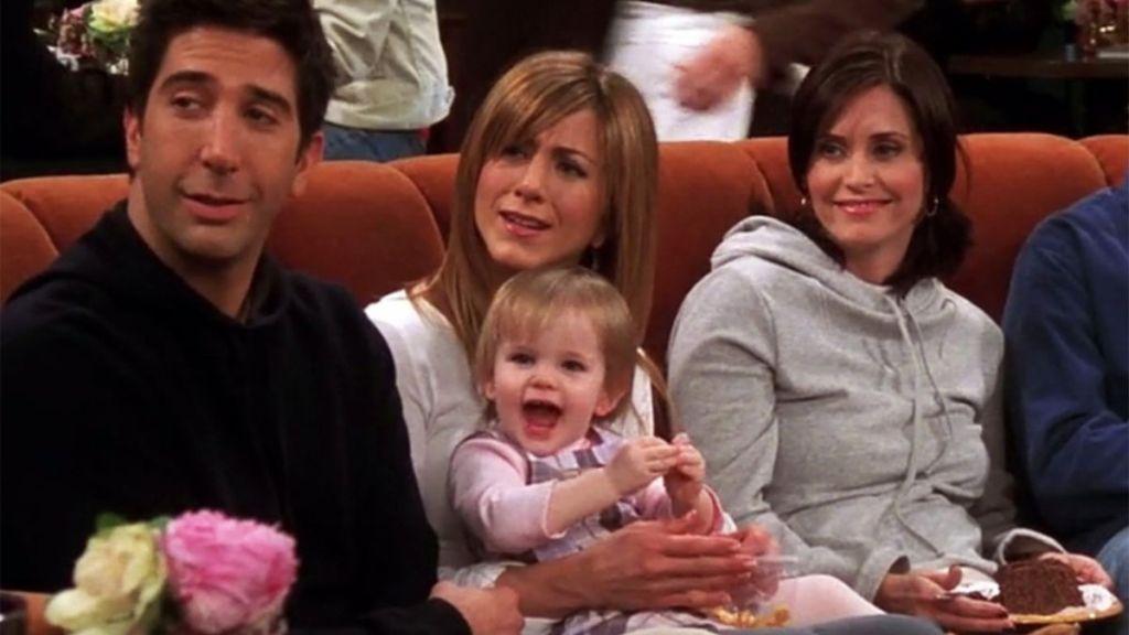 Rachel Ross Friends Noelle y Cali Sheldon