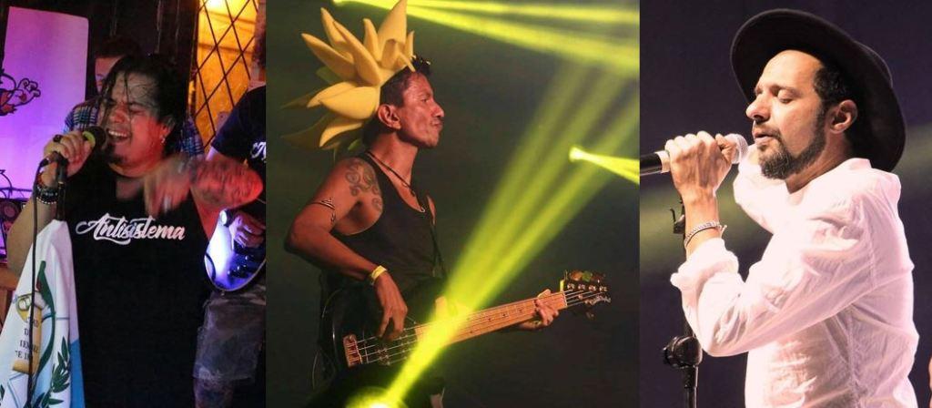 Festival Vivo 2019 Guatemala Xela rock nacional