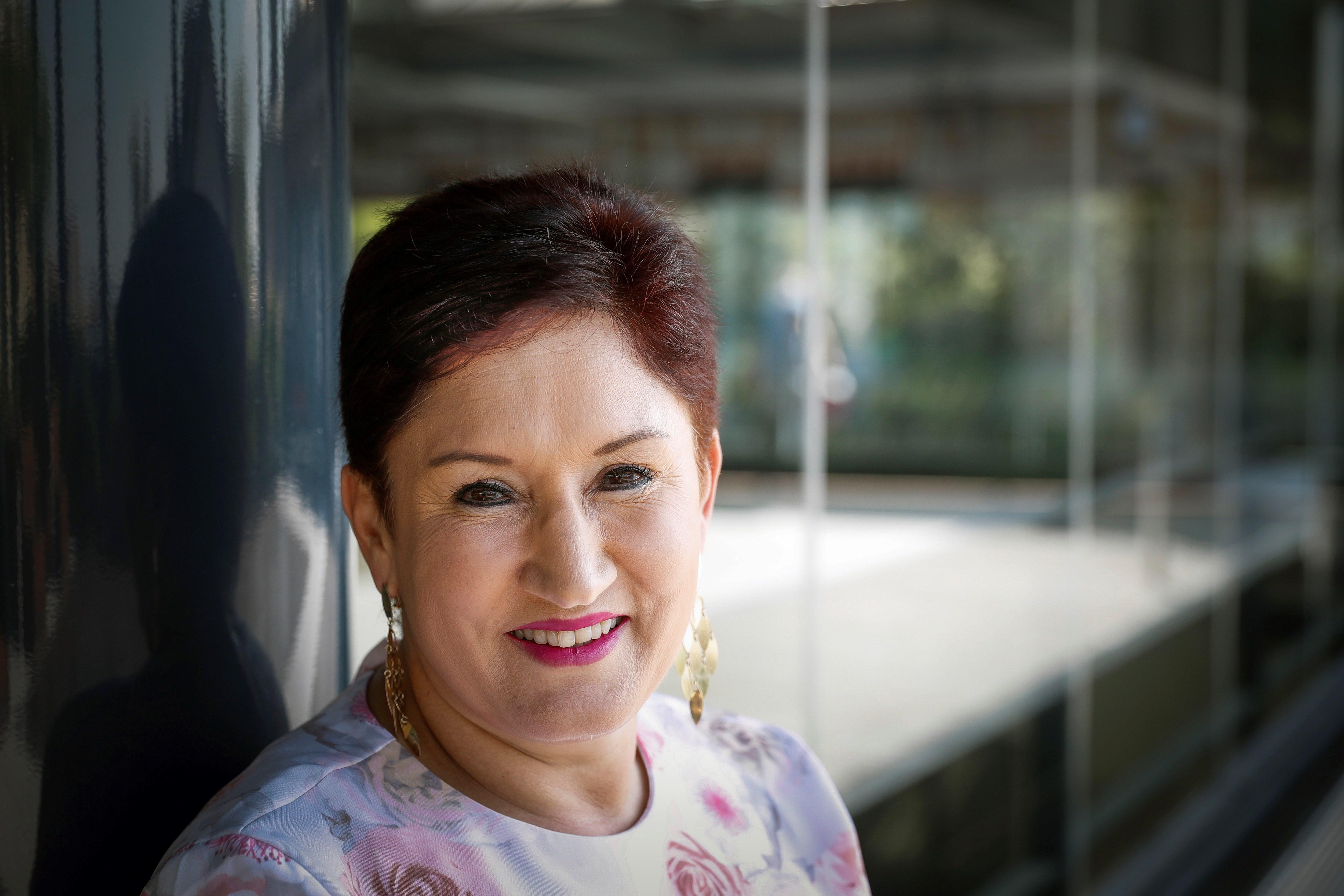 La exfiscal Thelma Aldana acudirá a la CIDH. Foto: EFE