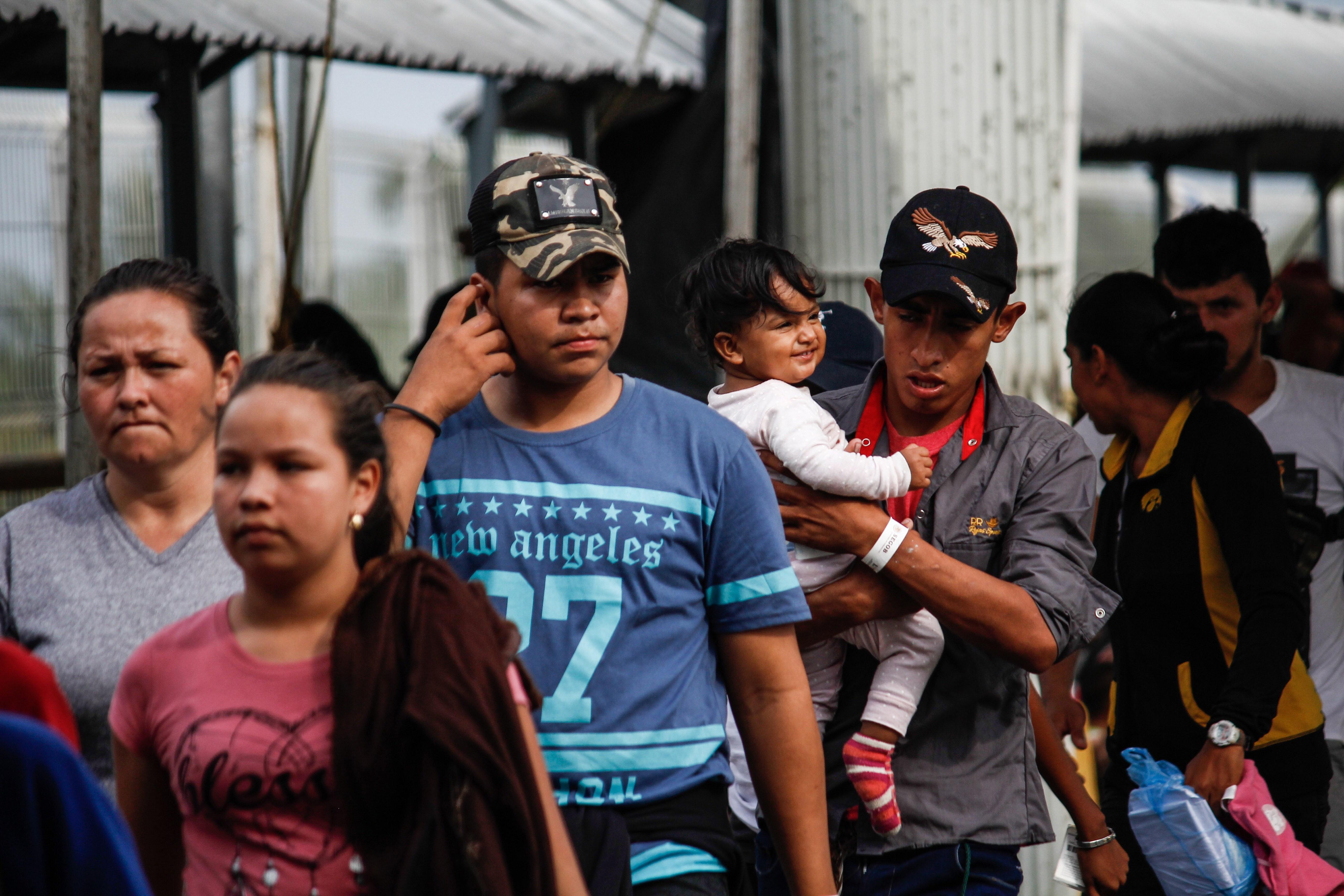 Unos 400 hondureños inician otra caravana con rumbo a EEUU, según medios