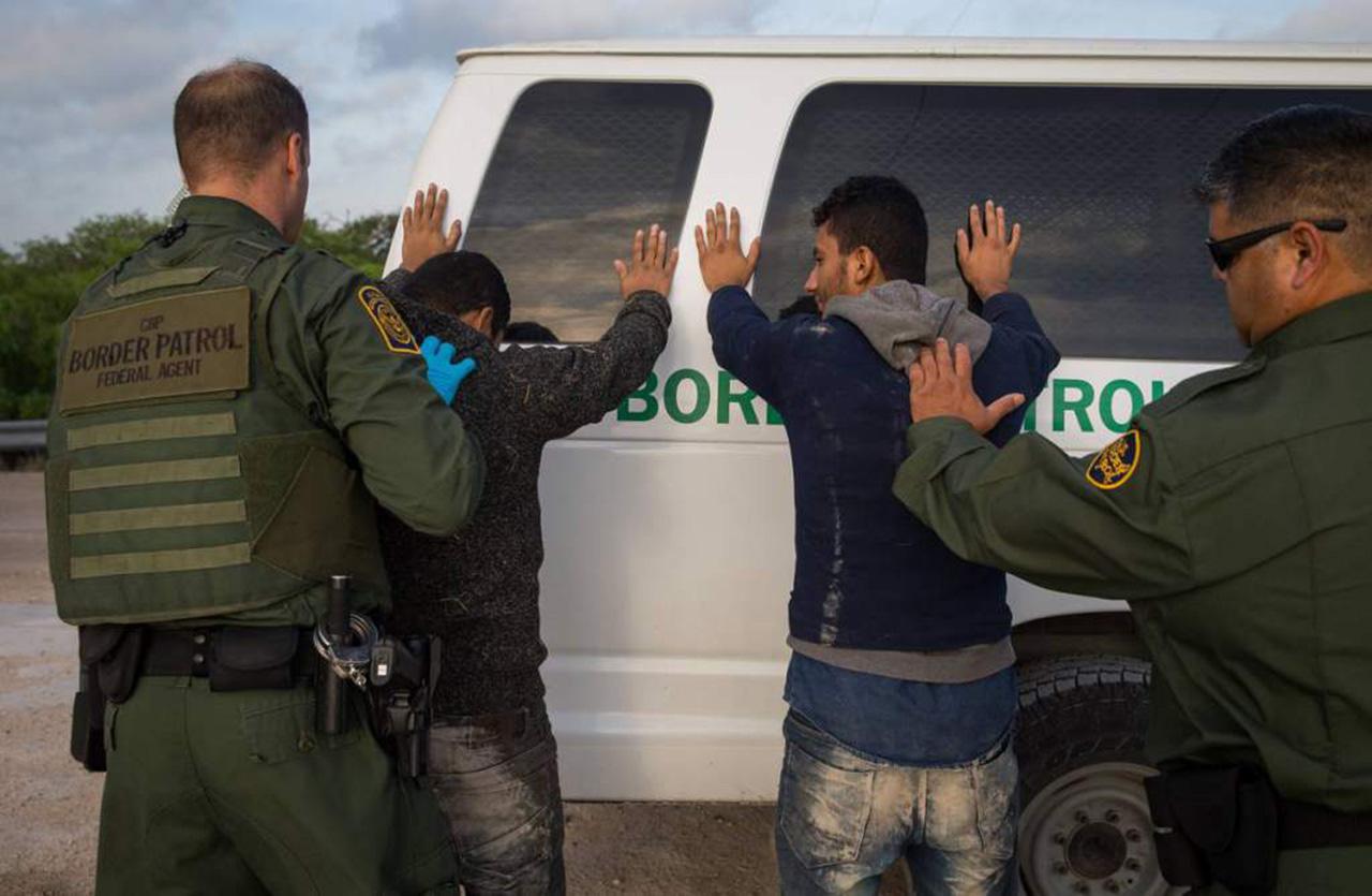 Aumentan detenciones de inmigrantes en frontera de EEUU con México Foto con fines ilustrativos