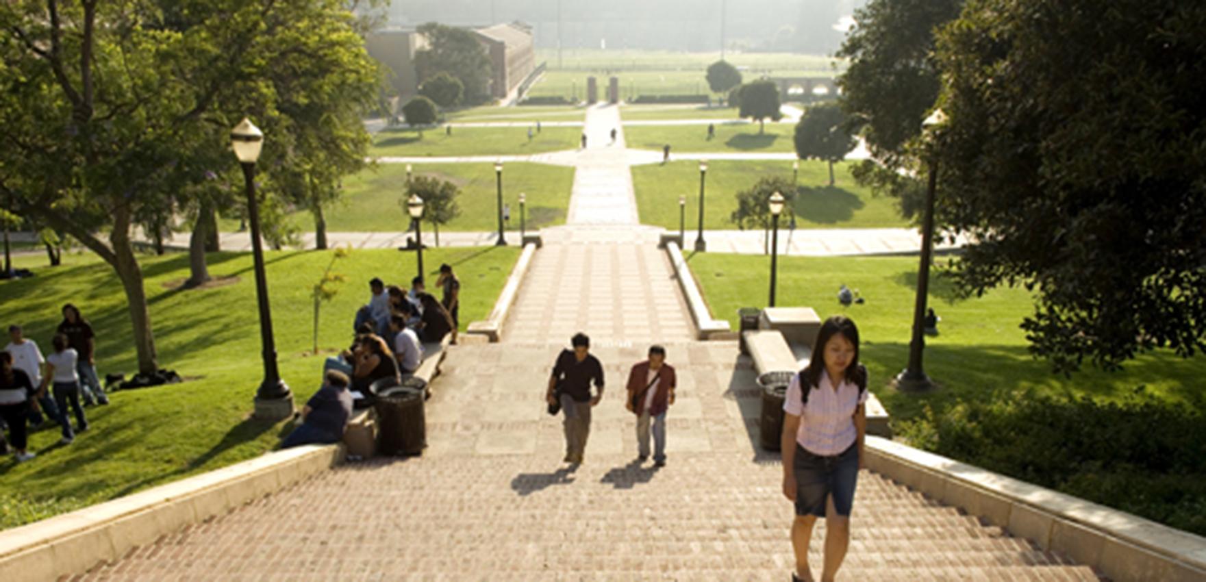 Cerca de 300 universitarios en cuarentena por sarampión en Los Ángeles. Foto con fines ilustrativos.