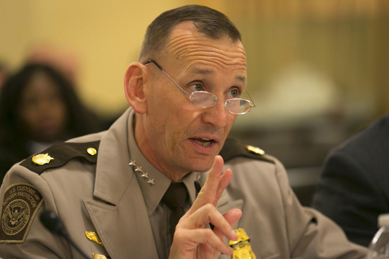El director del Servicio Secreto de Estados Unidos, Randolph 'Tex' Alles