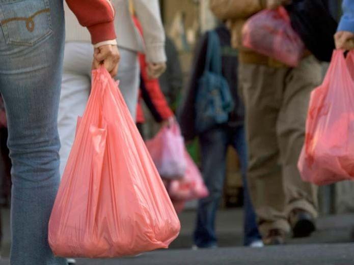 Nueva York, tercer estado en prohibir las bolsas plásticas. Foto con fines ilustrativos.