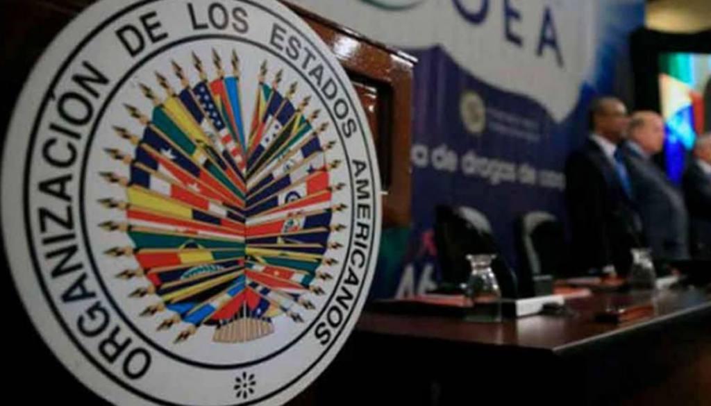 OEA acepta a representante de Guaidó