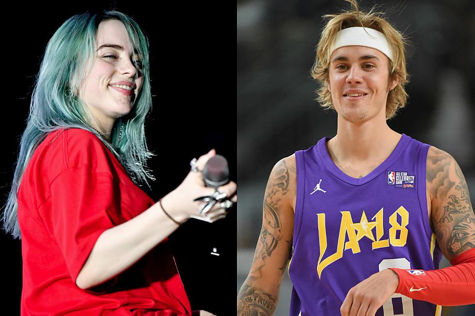 Justin Bieber y Billie Eilish