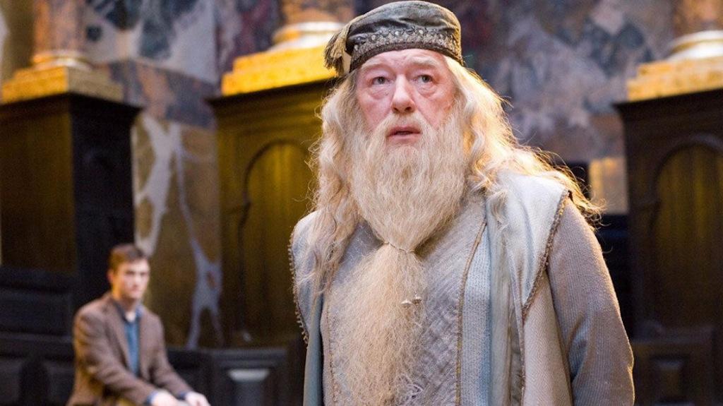 Michael Gambon, Dumbledore