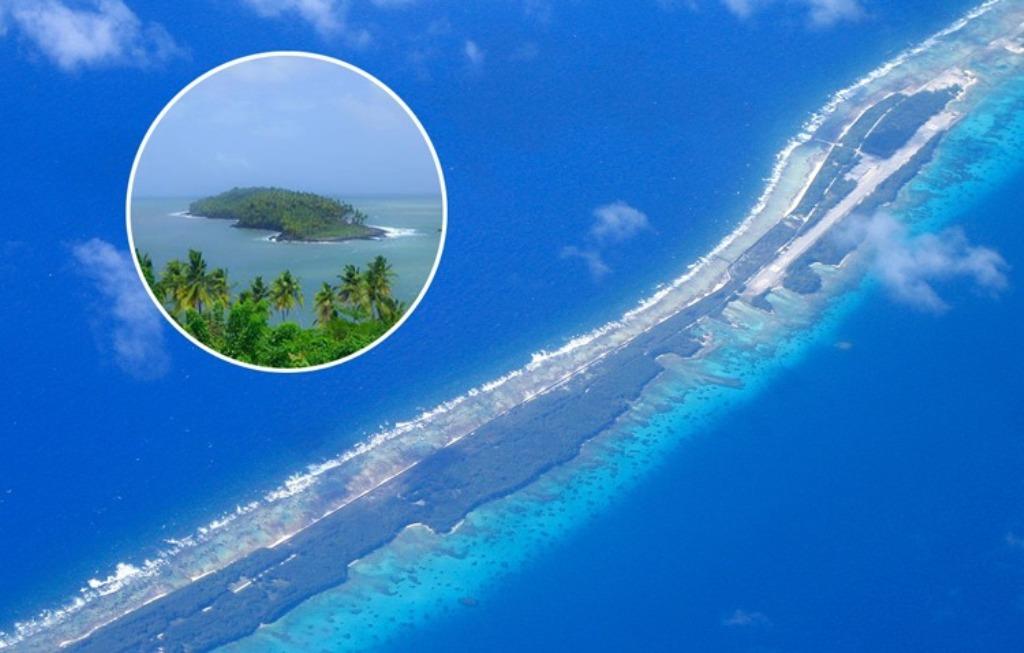 Google Maps Polinesia Francesa isla