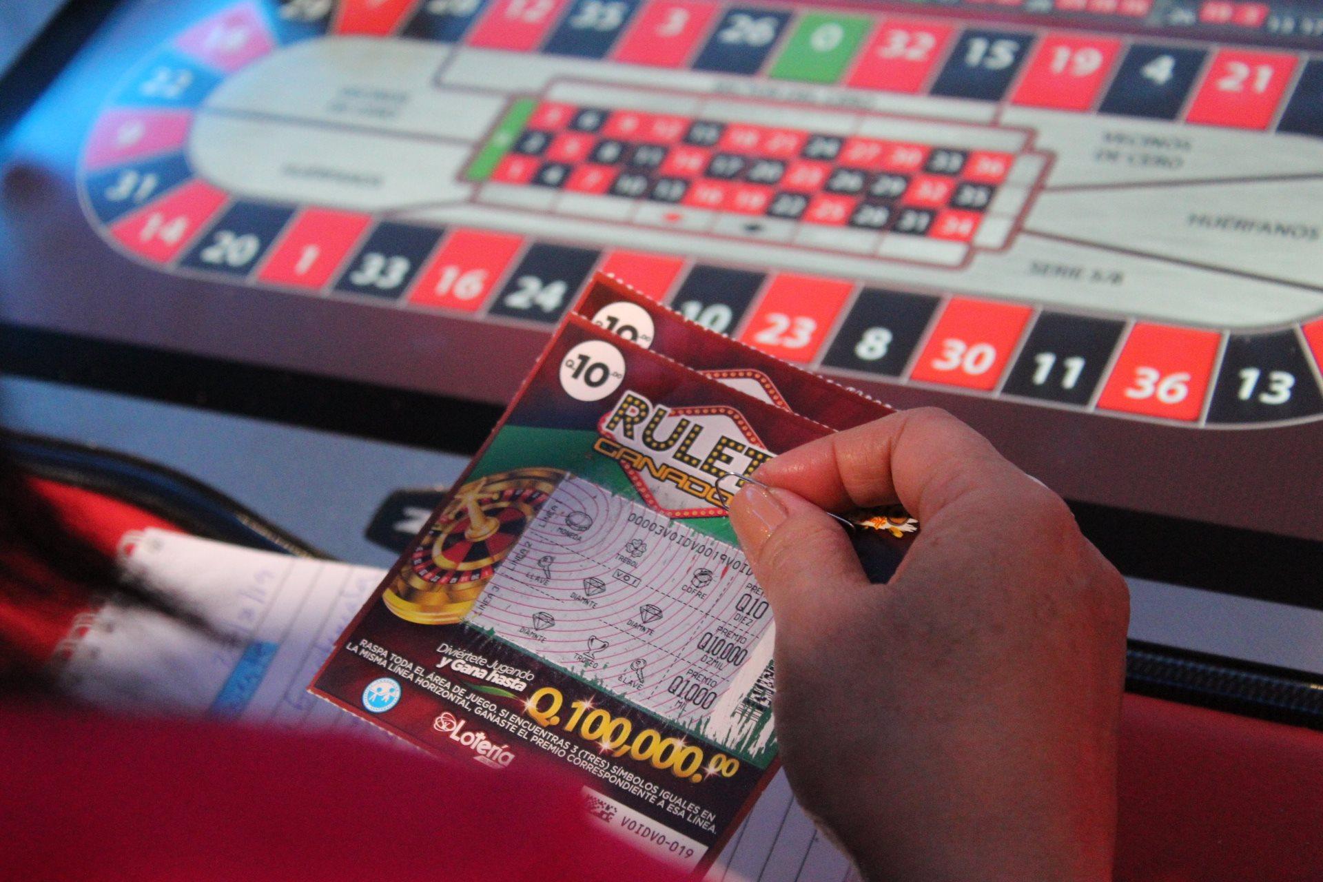 La ruleta de la suerte