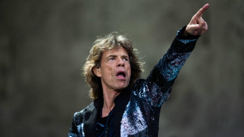 Mick Jagger salud cirugía Rolling Stones