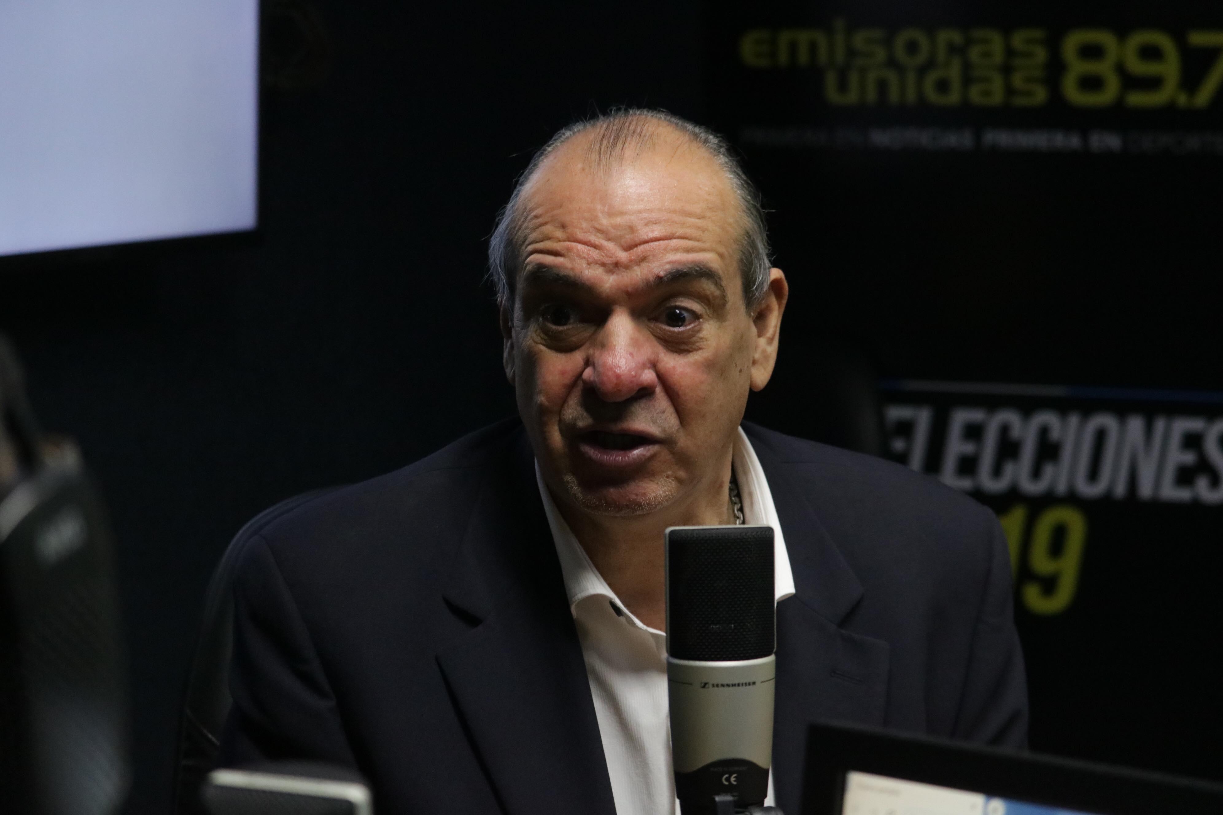 Pablo Duarte, presidenciable Unionista