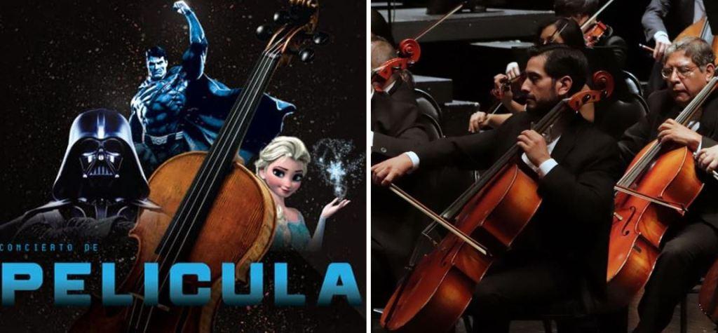 Orquesta Sinfónica Nacional De Película