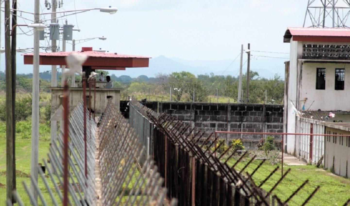 Nicaragua: Al menos 17 opositores heridos en un motín en cárcel. Foto con fines ilustrativos