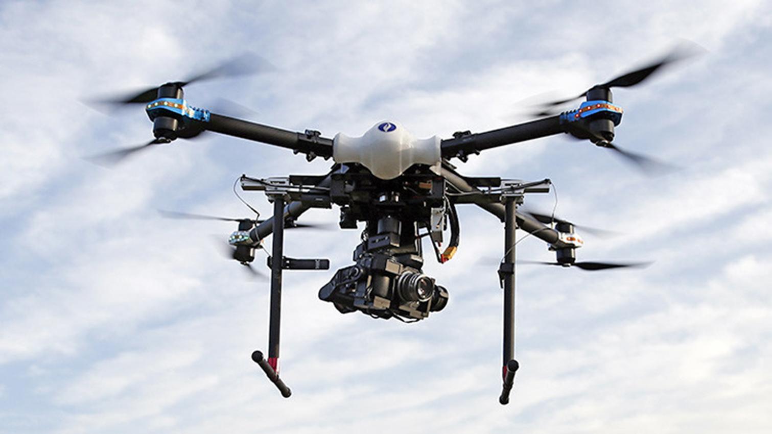EEUU advierte que los drones chinos pueden ser usados para espiar. Foto con fines ilustrativos