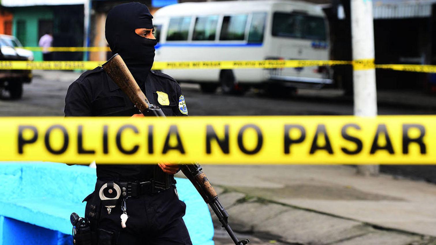 El Salvador registra 112 feminicidios en 21019. Foto con fines ilustrativos