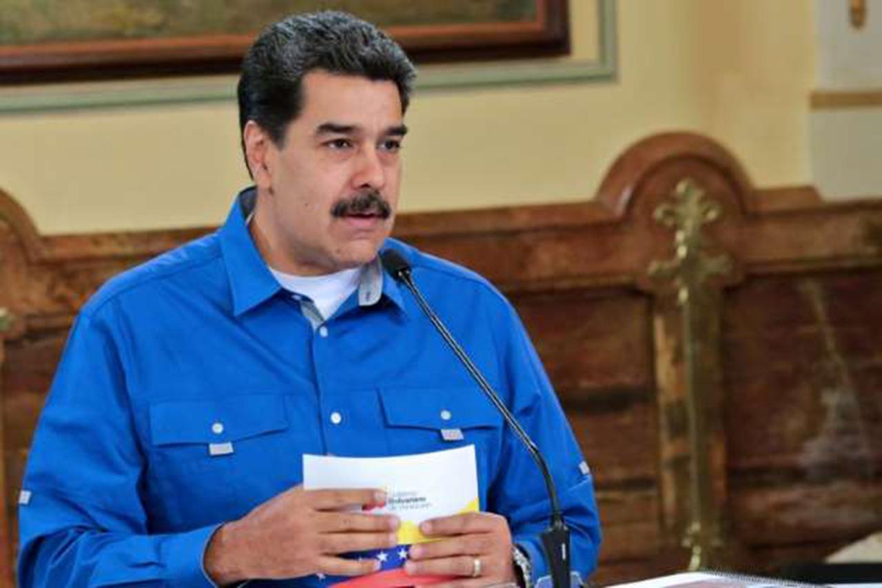 Gobierno de Maduro agradece apoyo de Noruega