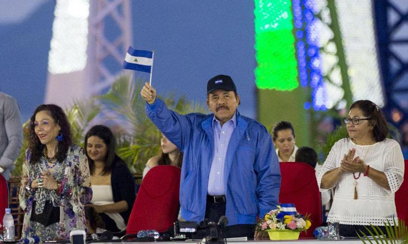 """Gobierno de Nicaragua anuncia """"comisiones de paz"""""""