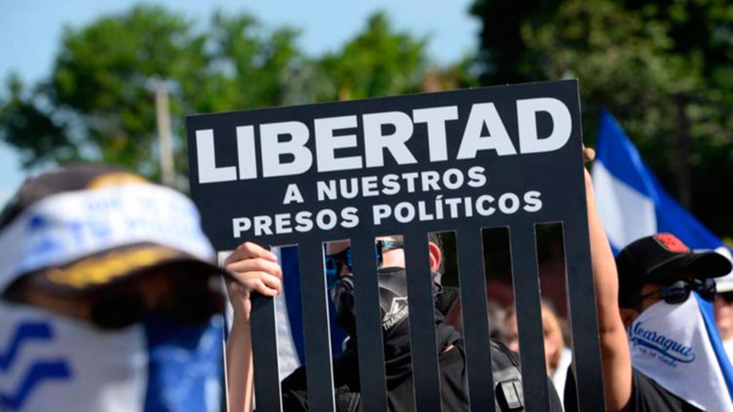 Gobierno de Nicaragua dispuesto a excarcelar a opositores