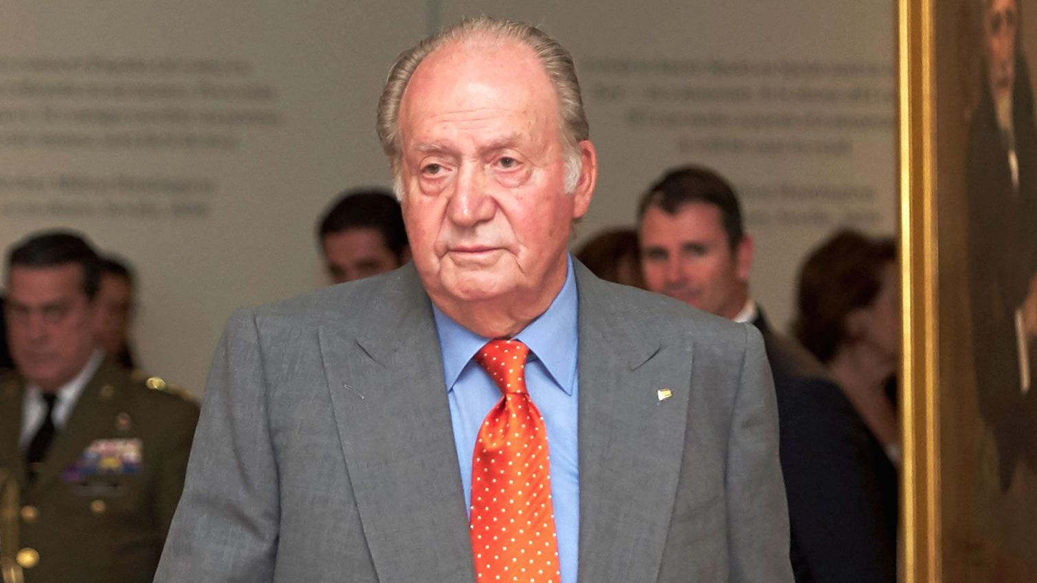 Juan Carlos I se retira de la vida pública